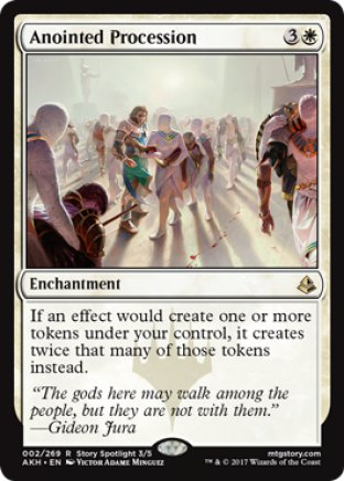 Anointed Procession | Amonkhet