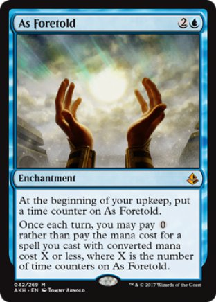 As Foretold | Amonkhet
