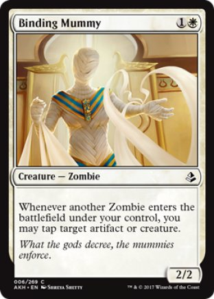 Binding Mummy | Amonkhet