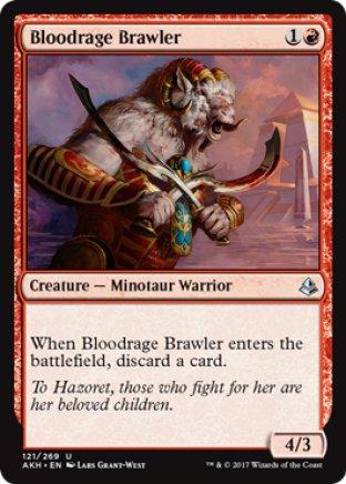 Bloodrage Brawler | Amonkhet