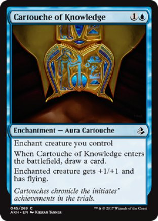 Cartouche of Knowledge | Amonkhet