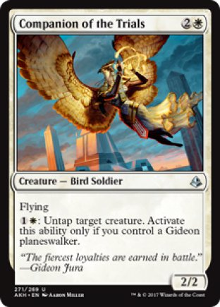 Companion of the Trials | Amonkhet