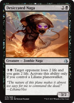 Desiccated Naga | Amonkhet