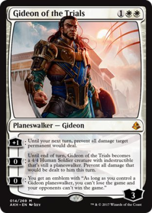 Gideon of the Trials | Amonkhet