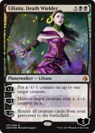 Liliana, Death Wielder | Amonkhet