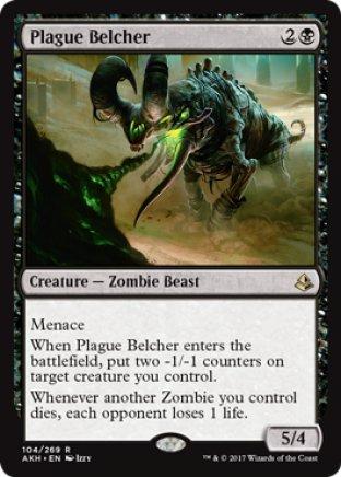 Plague Belcher | Amonkhet