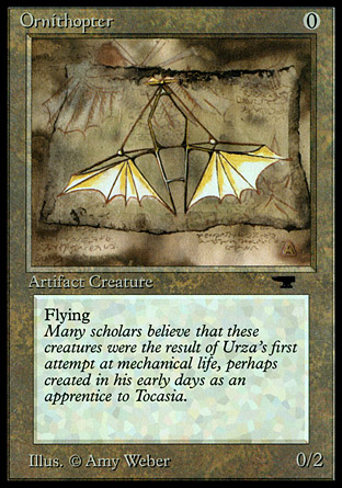 Ornithopter | Antiquities