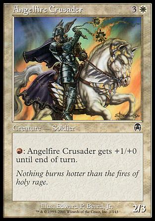 Angelfire Crusader | Apocalypse