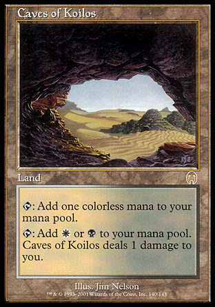 Caves of Koilos | Apocalypse