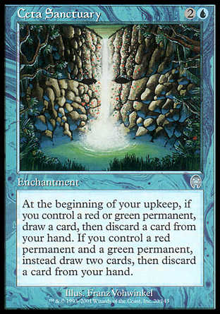 Ceta Sanctuary | Apocalypse