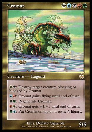 Cromat | Apocalypse