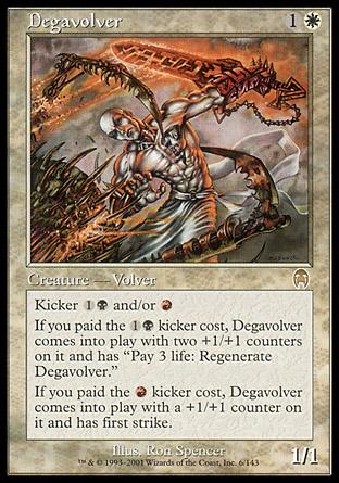 Degavolver | Apocalypse