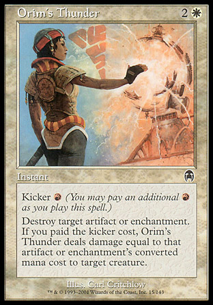 Orim's Thunder | Apocalypse