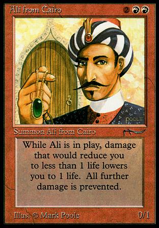 Ali from Cairo | Arabian Nights