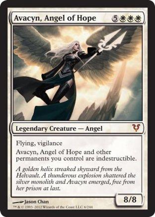 Avacyn, Angel of Hope | Avacyn Restored
