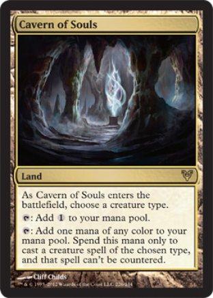 Cavern of Souls   Avacyn Restored