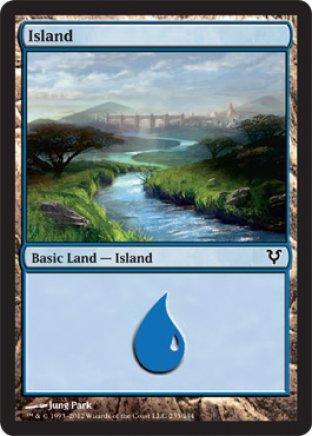 Island | Avacyn Restored