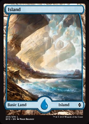 Island | Battle for Zendikar