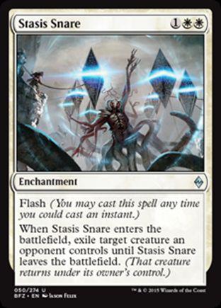 Stasis Snare | Battle for Zendikar