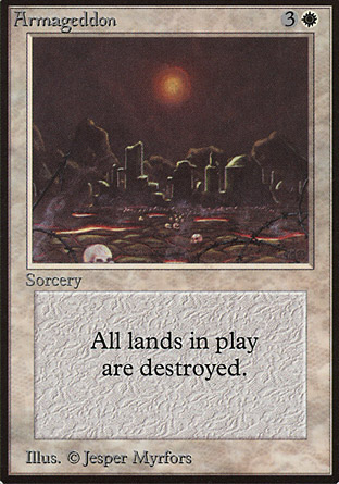 Armageddon | Beta