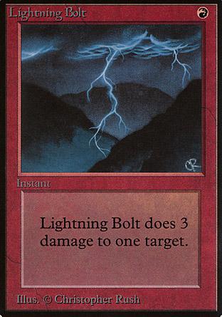 Lightning Bolt | Beta