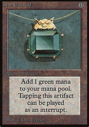 Mox Emerald | Beta