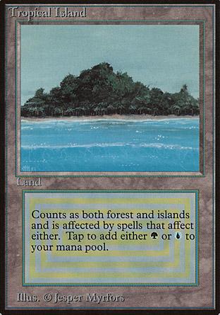 Tropical Island | Beta