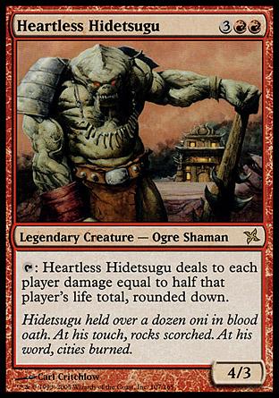 Heartless Hidetsugu | Betrayers