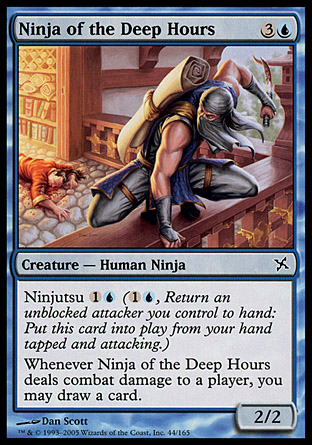 Ninja of the Deep Hours | Betrayers