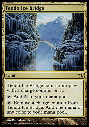 Tendo Ice Bridge | Betrayers