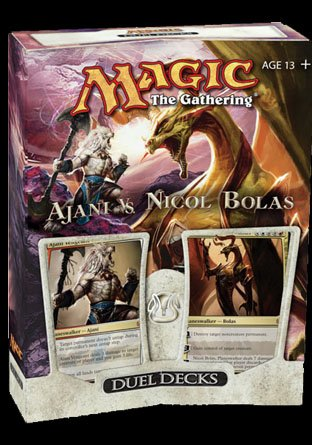 -AVB- Duel Deck Ajani vs Nicol Bolas | Sealed product
