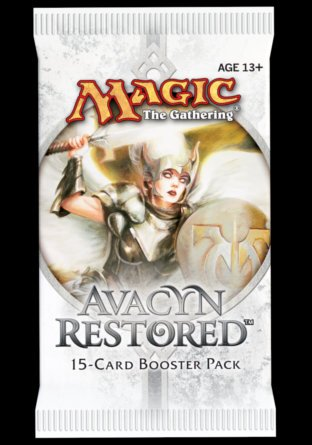 -AVR- Avacyn Restored  Booster | Sealed product