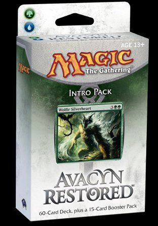 -AVR- Avacyn Restored  Intro Packs (alle 5) | Sealed product