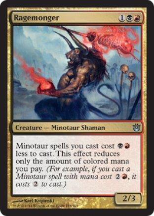 Ragemonger   Born of the Gods