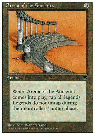 Arena of the Ancients | Chronicles