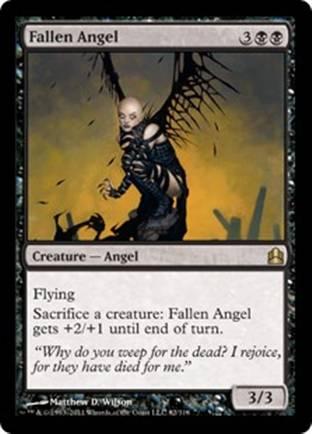 Fallen Angel | Commander 2011