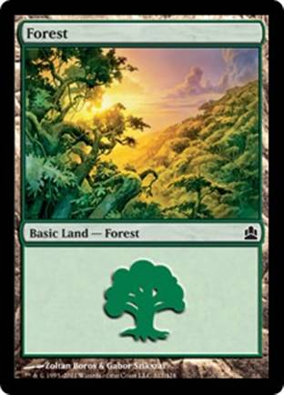Forest | Commander 2011