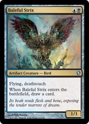 Baleful Strix | Commander 2013