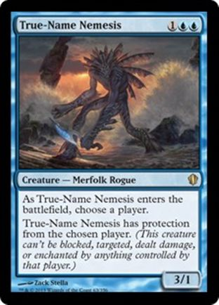 True-Name Nemesis | Commander 2013