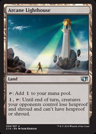 Arcane Lighthouse | Commander 2014