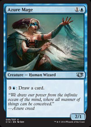 Azure Mage | Commander 2014