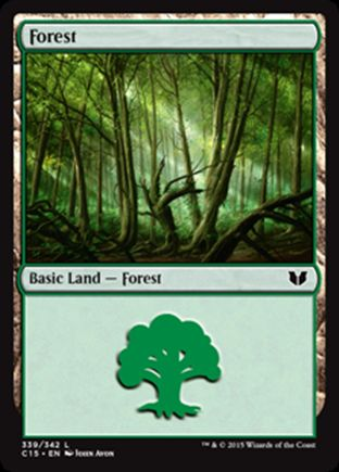 Forest | Commander 2015