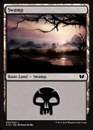Swamp | Commander 2015