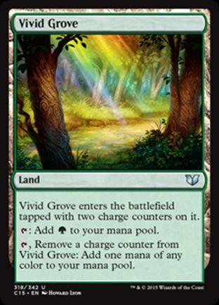 Vivid Grove | Commander 2015