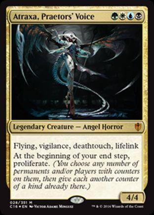 Atraxa, Praetors' Voice | Commander 2016