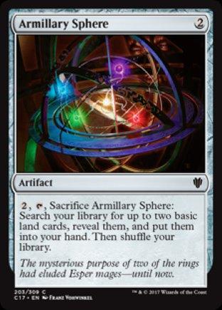 Armillary Sphere | Commander 2017
