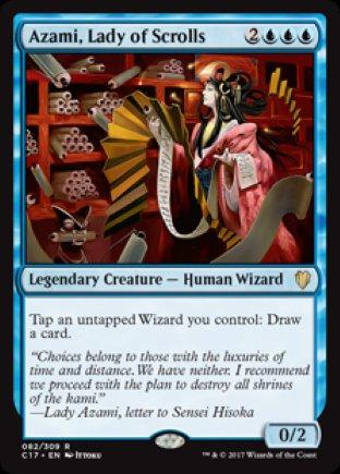 Azami, Lady of Scrolls | Commander 2017