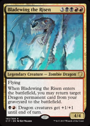 Bladewing the Risen | Commander 2017