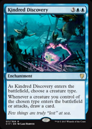 Kindred Discovery   Commander 2017