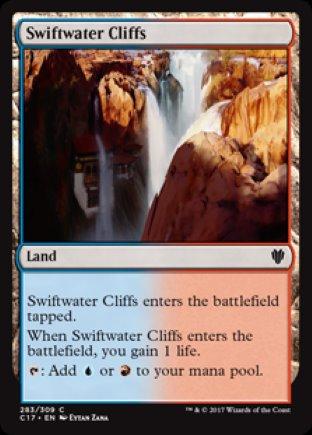 Swiftwater Cliffs | Commander 2017